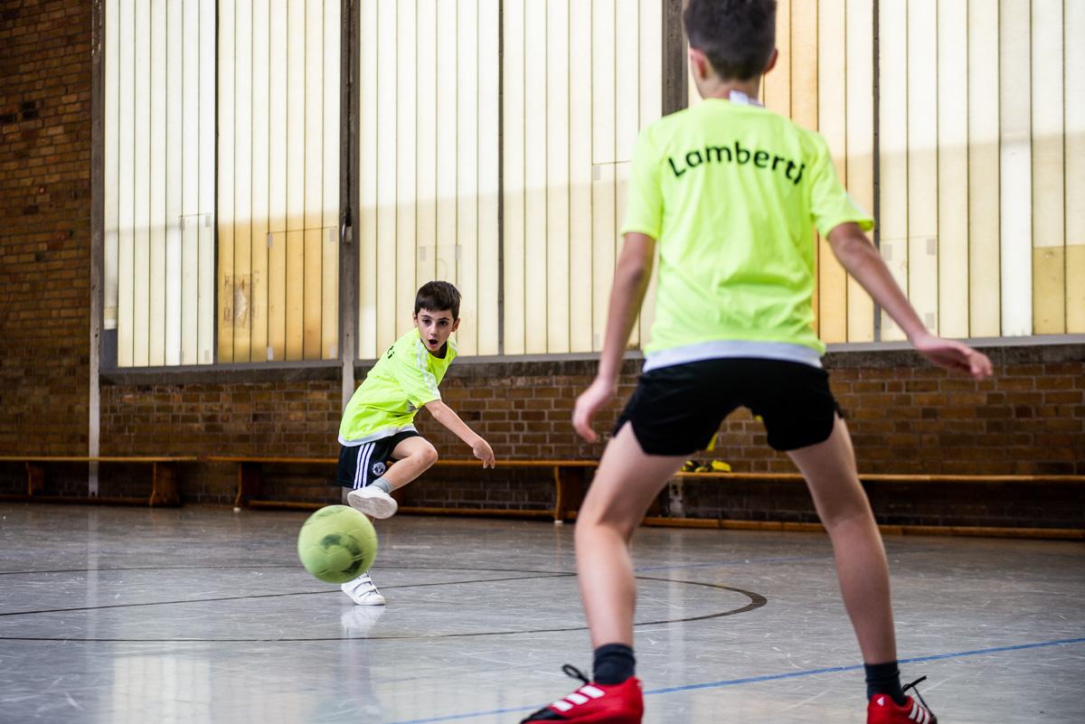 Lambertischule Gladbeck Fußball