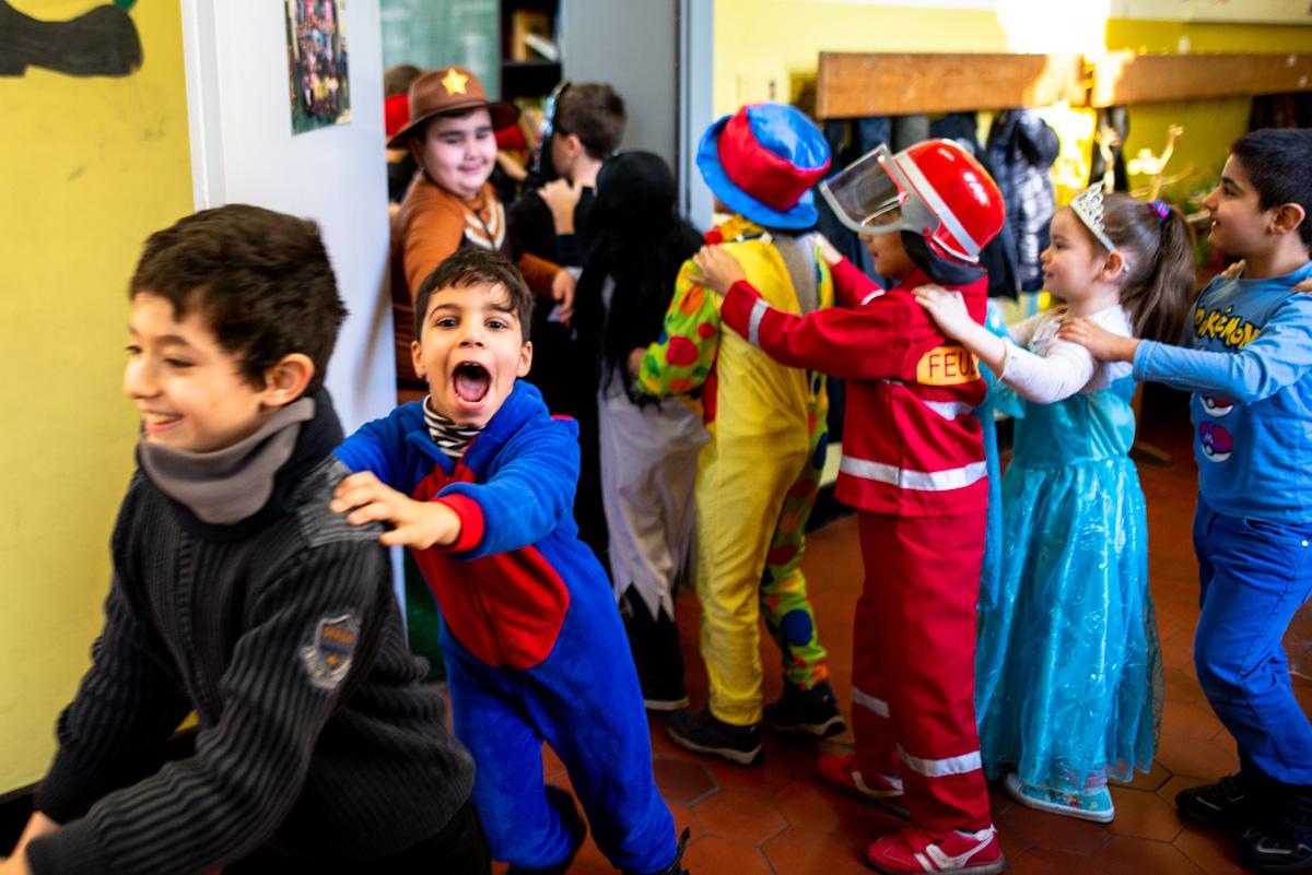 Lambertischule Grundschule Gladbeck Karneval
