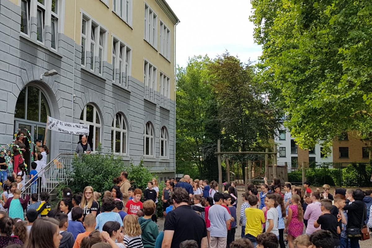 Lambertischule Gladbeck Grundschule