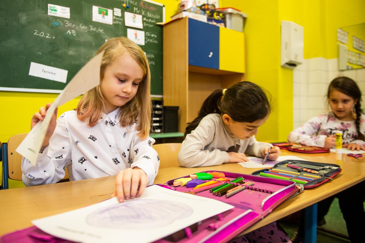 Schüler Grundschule Gladbeck