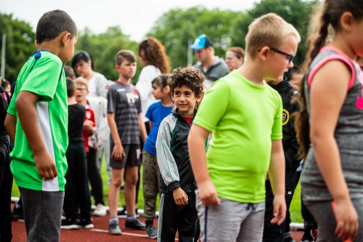 Lambertischule Grundschule Gladbeck Sportfest