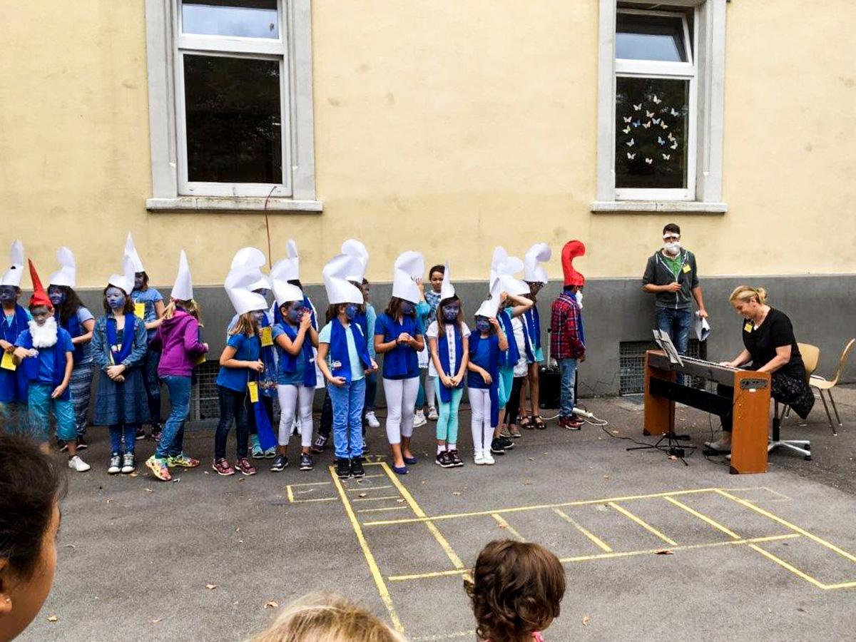 Grundschule Gladbeck Schulfest